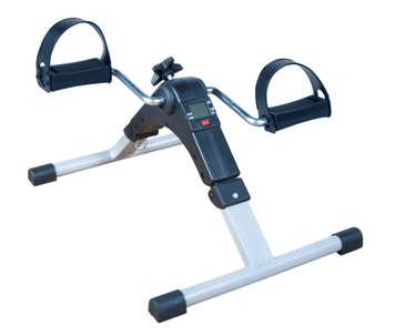 Exercise Peddler with Electronic Display, Folding