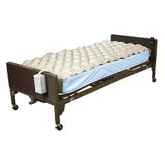 Pressure Relieving Mattresses, Overlays, and Mattress Covers