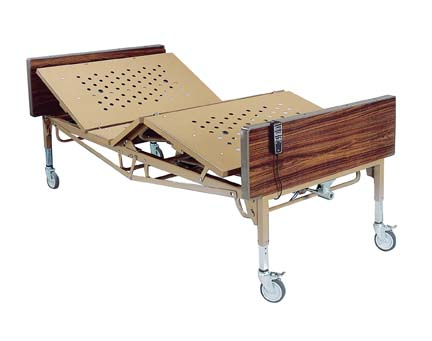 Fully Electric Bariatric Bed Package