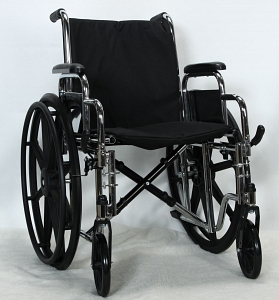 Easy Glide 750 Adjustable Wheelchair  16