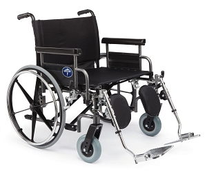 Bariatric Extra Wide Wheelchair 24