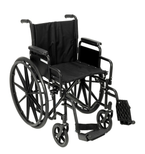 Standard Wheelchair, Revolution Mobility