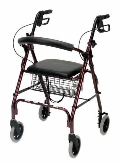 Rollator (four wheeled walker with seat) Monthly Rental