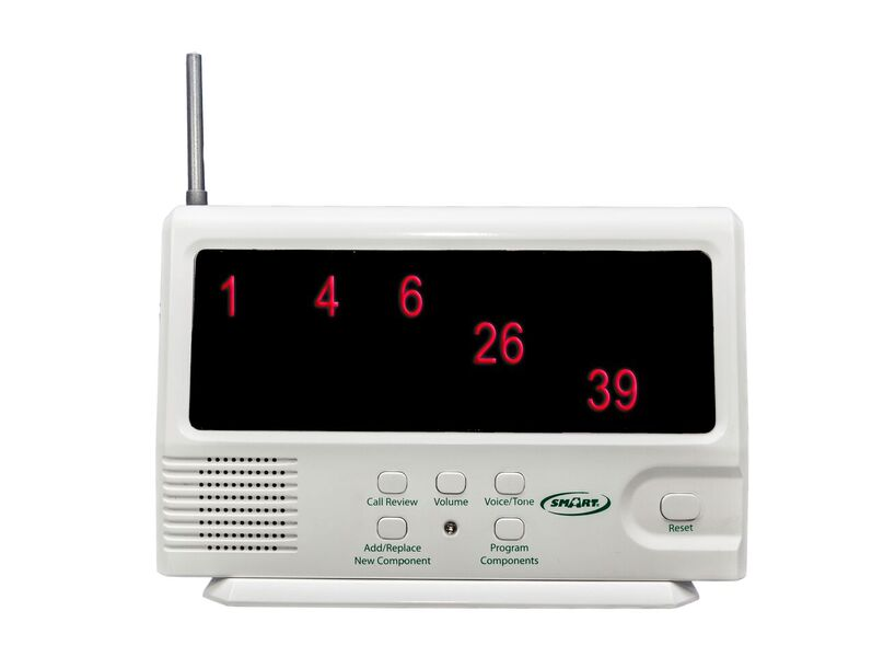 Smart Call System Monitor- Main Unit