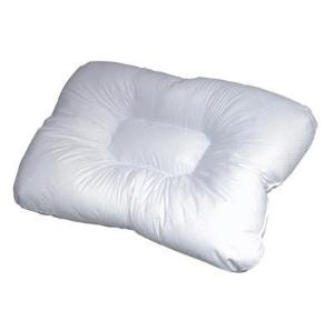 Stress-Ease Pillow, White