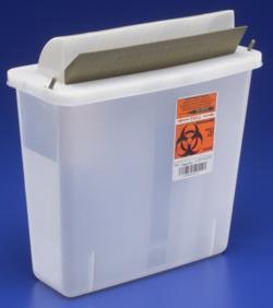 Sharps Container 5 Quart