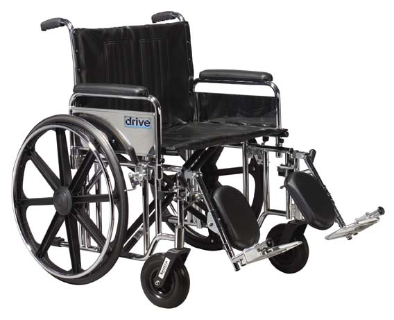 Heavy Duty Rollators, Walkers, and Wheelchairs