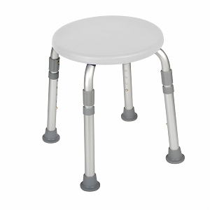 Bath Stool/White