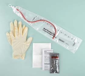 Catheter Kit 14 FR.  Touchless/ Unisex