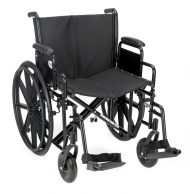 Bariatric Manual Wheelchair 22