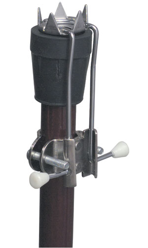 Ice Grip Cane Attachment - 5-Prong