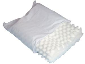 Convoluted Foam Orthopedic Pillow