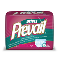 Prevail Large Brief 16/pk 64/cs