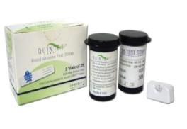 Quintet Test Strips