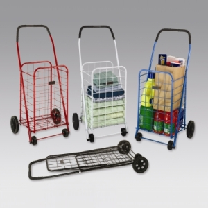 Folding Shopping Carts